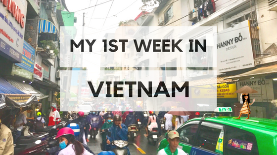 First Impressions of Vietnam: Culture, Food & People